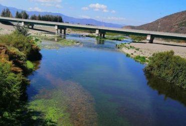 La verdad detrás del aumento del caudal del río Aconcagua
