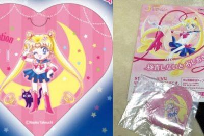 Gobierno japonés regalará condones de Sailor Moon para prevenir ETS y VIH