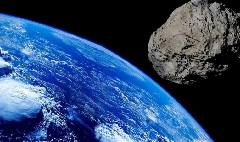 Científicos descubren la evidencia de que un superasteroide causó la era polar