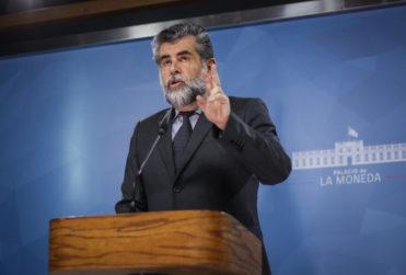 VIDEO | La molestia de Rodrigo Ubilla con los periodistas en pleno balance de incidentes