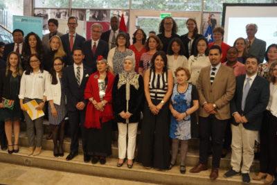 Las lenguas del mundo rinden homenaje a Gabriela Mistral