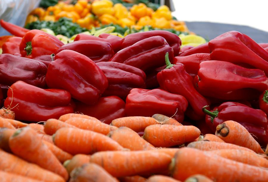 ¿Subió o no el precio de frutas y verduras en las ferias libres?