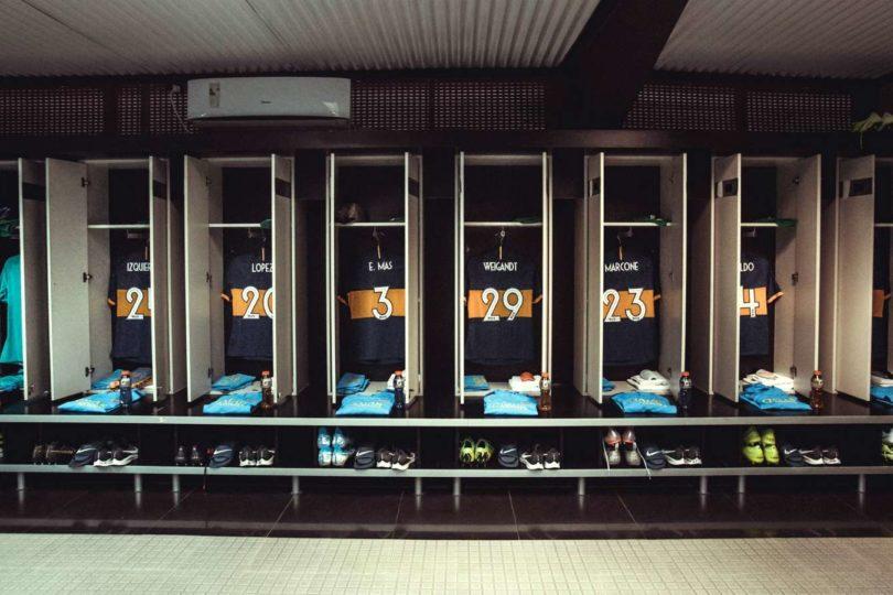 Del terror: acusan magia negra en camarín de Boca Juniors en Copa Libertadores