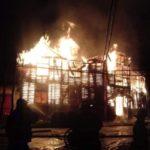 Incendian sede del Partido Socialista en Valdivia