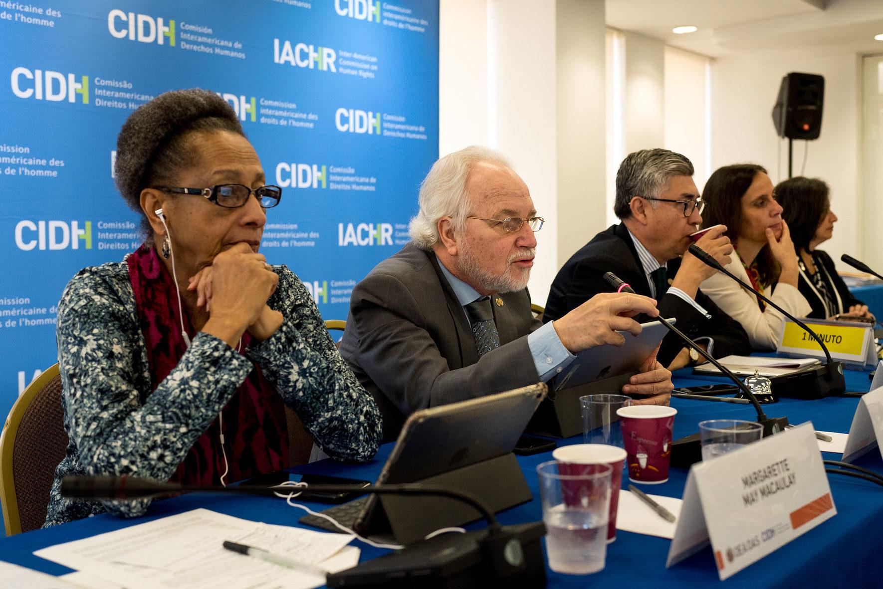 CIDH solicita al Gobierno visita a Chile para observar situación de DD.HH.