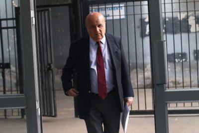 """Genaro Arriagada: """"El Partido Comunista merece ser condenado políticamente"""""""