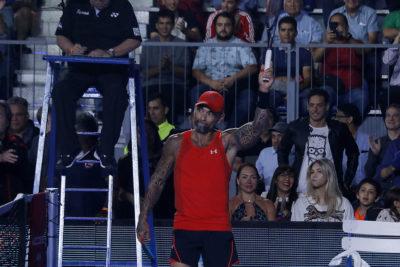 """""""Era muy entretenido de verlo"""": Andy Murray llenó de elogios a Marcelo Ríos"""