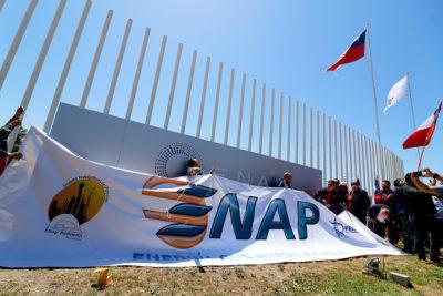 """ENAP califica de """"inaceptable"""" el llamado de dirigente sindical a """"parar el país"""""""