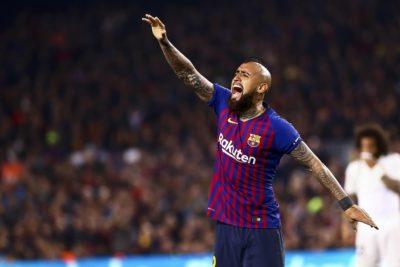 Barcelona habría tasado a Arturo Vidal en 40 millones de euros