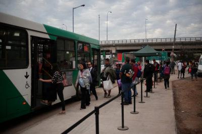 Una nueva política de transporte público nacional y alternativas de financiamiento