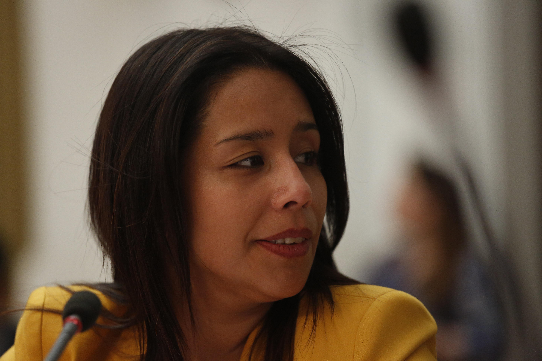 """""""Declaran admisible querella contra diputada Leuquén por agredir a trabajadora"""""""