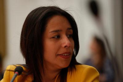 Comisión de Ética investigará escándalo de diputada Aracely Leuquen en un bar