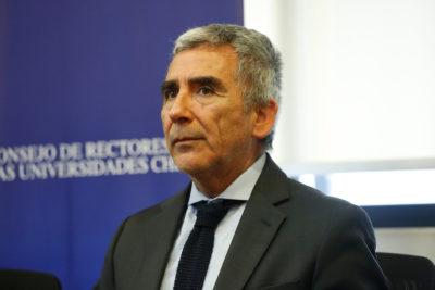 Carlos Peña presentará recurso para proteger a estudiantes