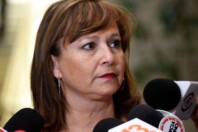 """Diputada denunciante de Alejandra Bravo: """"Contra la corrupción no hay medias pintas"""""""