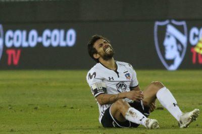 Jorge Valdivia es la gran duda en Colo Colo para duelo con Coquimbo Unido