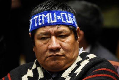 """""""Quiero que sea un imputado más"""": padre de Camilo Catrillanca acusa a Chadwick a un año del asesinato"""