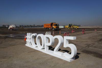 ONU confirma que la COP25 será en Madrid del 2 al 13 de diciembre