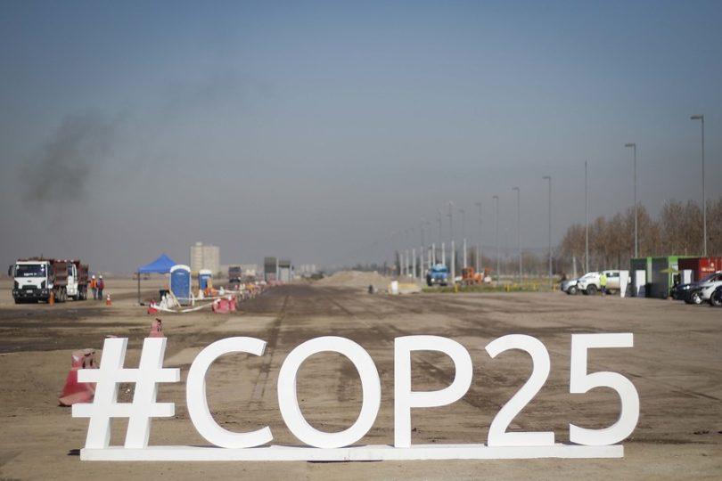 La COP25 que no fue y la nueva Constitución