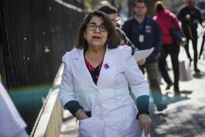 Seremi de Salud supervisó recolección de basura en la Región Metropolitana