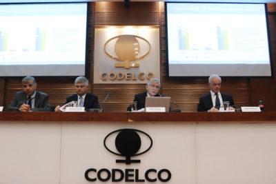 Codelco presenta denuncia contra ex directivo por eventual conflicto de interés