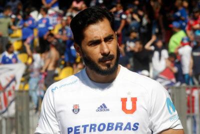 """Johnny Herrera rechaza un posible cierre del campeonato: """"Hay gente que trabaja con nosotros"""""""
