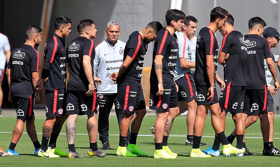 """""""Reinaldo Rueda entregó la nómina de la Roja que se medirá ante Perú"""""""