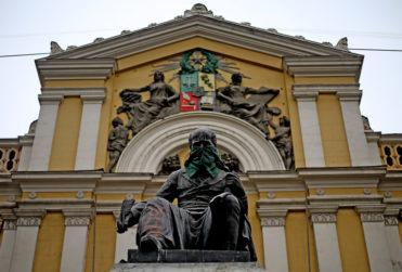 Deponen toma de la Casa Central de la Universidad de Chile tras dos semanas