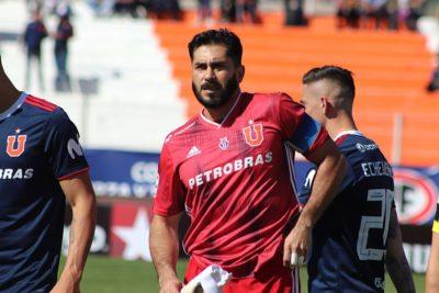 """Johnny Herrera: """"Yo habría apoyado viajar y que se jugara ante Perú"""""""
