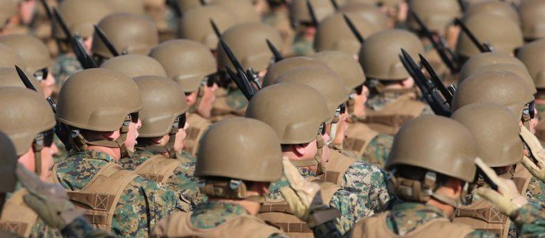 Militar es separado de sus funciones tras ser detenido por desórdenes públicos en Puente Alto