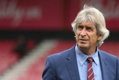 West Ham estaría pensando en posibles reemplazantes de Manuel Pellegrini