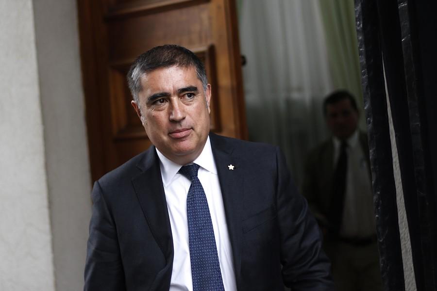 """""""Mario Desbordes defiende la asamblea constituyente:"""