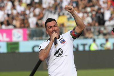 """Esteban Paredes: """"Quieren retomar el fútbol para calmar a la gente, pero no estamos de acuerdo"""""""