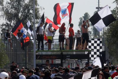 Colo Colo refuerza la seguridad para el partido ante Coquimbo ante las advertencias de la Garra Blanca