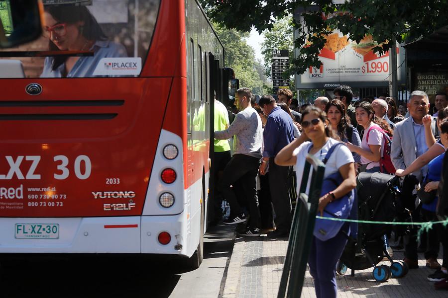 Ministerio de Transportes anuncia medidas para la hora punta de este miércoles
