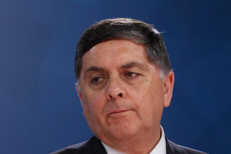 Gobierno designó a Claudio Alvarado como nuevo subsecretario de Desarrollo Regional