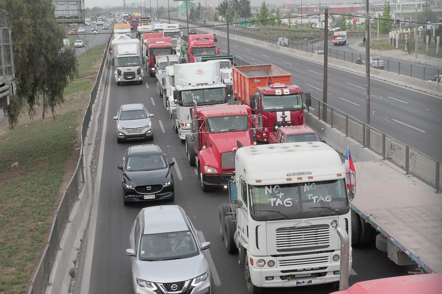 Camioneros: