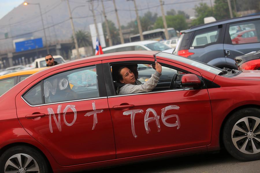 """""""No + TAG"""" reiteró llamado a protesta"""