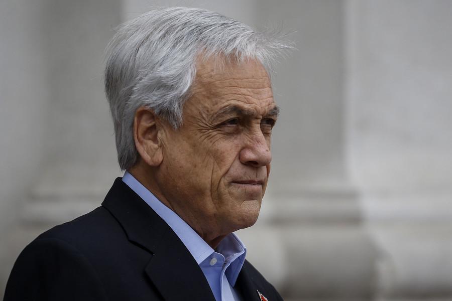"""""""La jugada de Navarro para citar a Piñera al Congreso a explicar el estado de emergencia"""""""