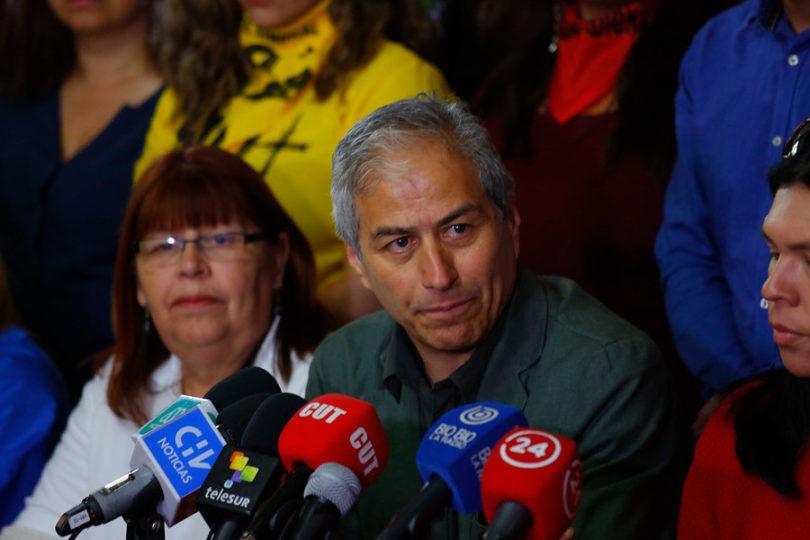 Docentes de Chile inician protesta y paro nacional por 48 horas