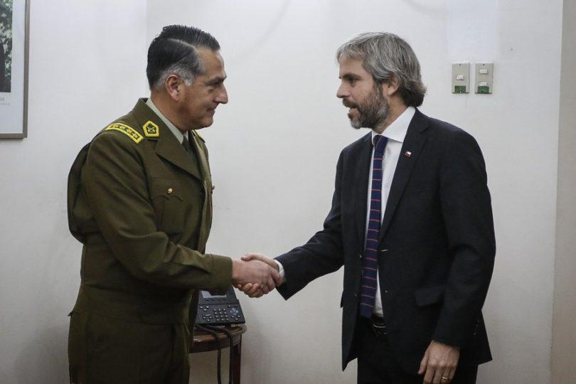 Interponen recurso contra Gonzalo Blumel y General Rozas por espionaje de líderes sociales