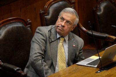 """Ministro Mañalich por cuestionamientos en su contra: """"Yo no voy a renunciar"""""""