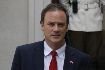 Parlamentarios criticaron las polémicas declaraciones del ministro Felipe Ward