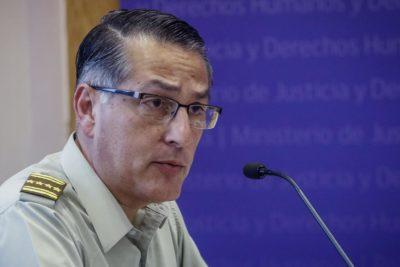 Diputados impulsan reforma para acusar constitucionalmente a general director de Carabineros Mario Rozas