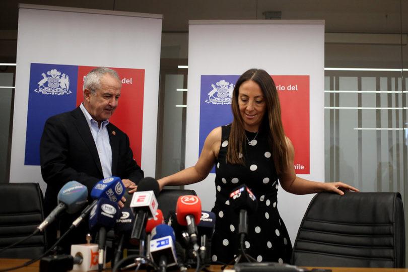 """Cecilia Pérez responde a la Conmebol: """"¿Se refería a que no aceptáramos pagarle una fiesta a los gerentes?"""""""