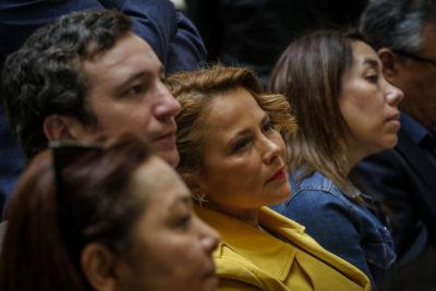 Cathy Barriga exige a Carabineros nuevo protocolo para controlar saqueos