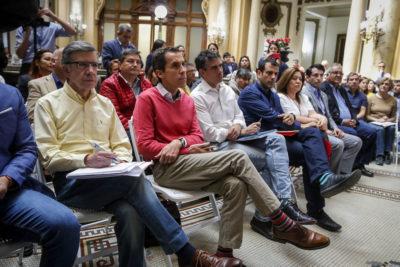 Ministerio del Interior anuncia agenda común de trabajo para fortalecer a los municipios