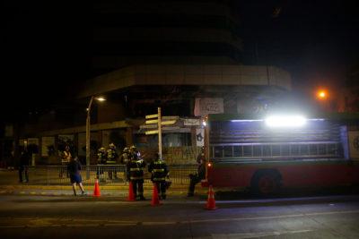 VIDEO | Bombero fue detenido por Carabineros en confuso incidente en Talca