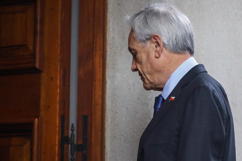 Pulso Ciudadano: Piñera alcanza un 13% de aprobación en medio de crisis