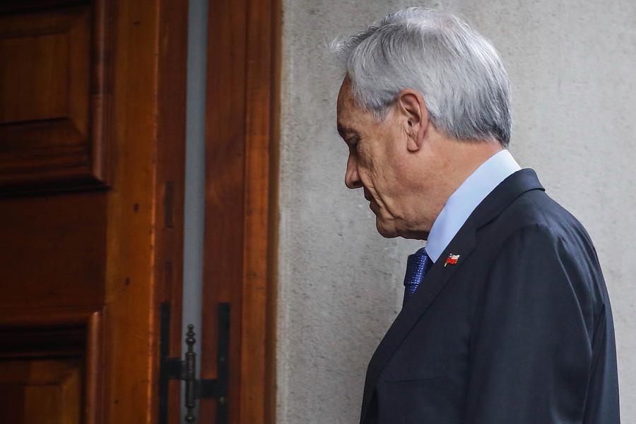 """""""Pulso Ciudadano: Piñera alcanza un 13% de aprobación en medio de crisis"""""""