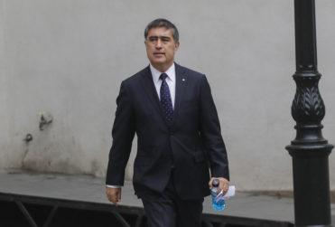 """Mario Desbordes: """"Yo no estoy llamando a las marchas"""""""